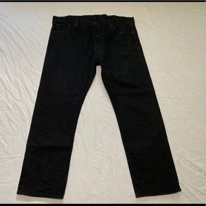Levi's 501 Men's Original Shrink to Fit Jeans